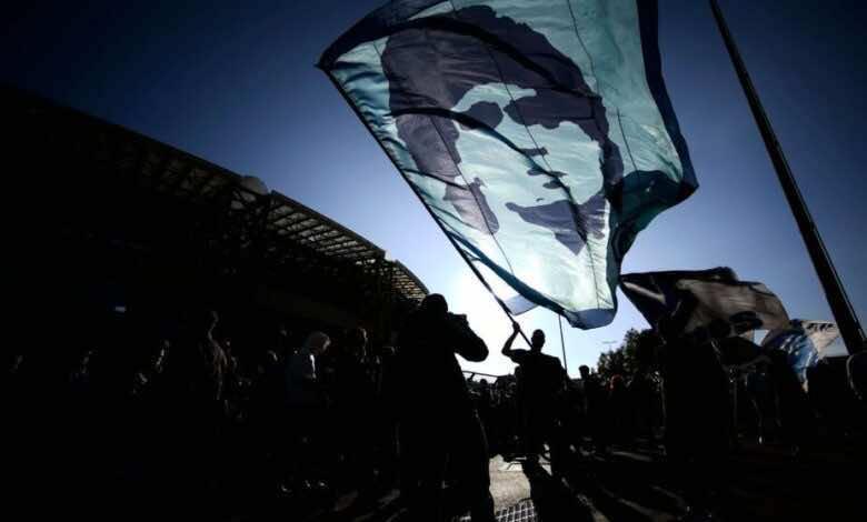 رئيس نابولي يوافق على تغيير اسم ملعب سان باولو تكريمًا لمارادونا..