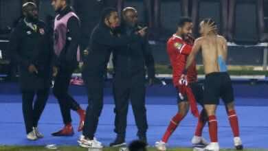 موسيماني : أهدرنا العديد من الفرص أمام المقاصة في الدوري المصري