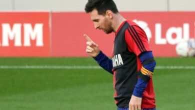 ميسي يجدد ولائه من جديد لبرشلونة