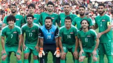 المنتخب العراقي يبدأ الثلاثاء معسكره الخارجي الأول منذ عام بالإمارات