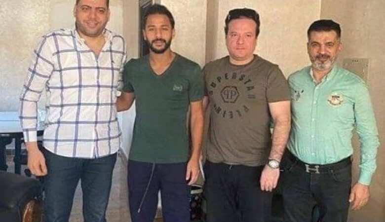 المصري البورسعيدي يضم أحمد رفعت لاعب الزمالك لمدة 3 مواسم