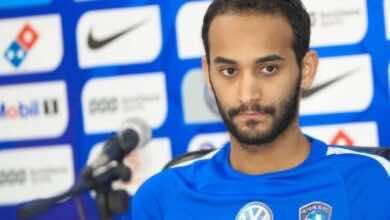 عبد الله عطيف يعود للمشاركة مع الهلال السعودي عقب فترة التوقف الدولي