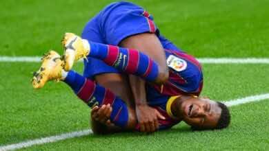 أخبار برشلونة| فاتي يخضع لعملية جراحية ناجحة في الركبة، ومدة الغياب تفوق المتوقع!