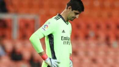 أخبار ريال مدريد | كورتوا محبط بعد فضيحة فالنسيا