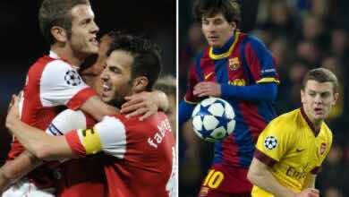 فابريجاس: جاك ويلشير بإمكانه اللعب في ريال مدريد وبرشلونة!