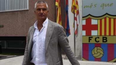 أخبار برشلونة | نائب بارتوميو: كنا قريبين من نيمار ومبابي، وحالة واحدة ستدفع ميسي للبقاء