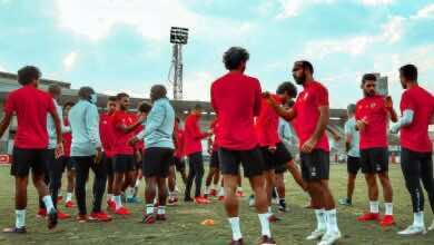موسيماني يعلن قائمة الاهلي لمواجهة أبو قير للأسمدة في كأس مصر