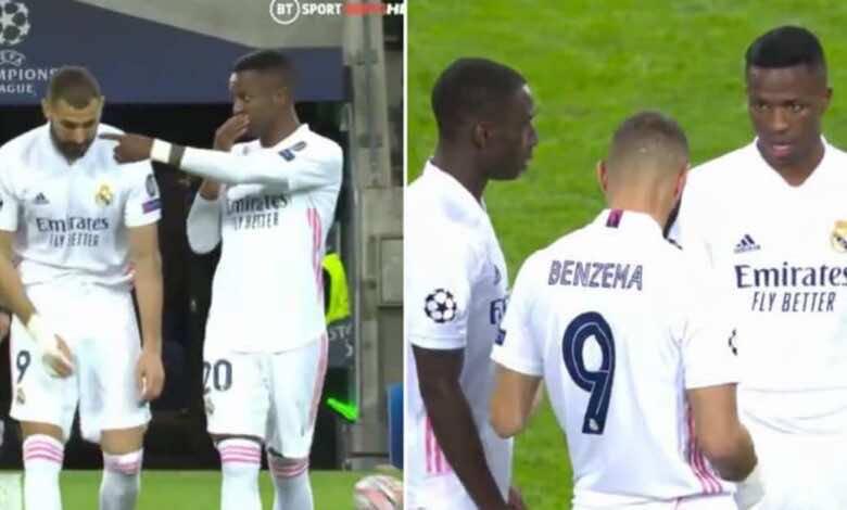 أخبار ريال مدريد| فينيسيوس جونيور يتحدث لأول مرة عن واقعته مع بنزيمة في مباراة مونشنجلادباخ