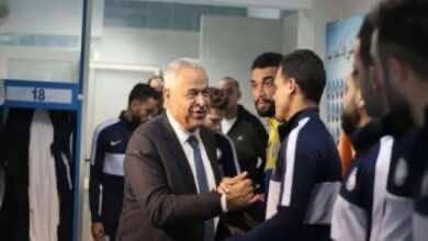 رئيس سموحة يكشف تفاصيل مفاوضاته لضم ثنائي الاهلي.. وحقيقة انتقال حسام حسن إلى الزمالك