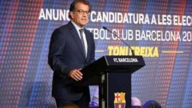 رئاسة برشلونة | توني فريكسا يساوم جماهير الفريق بورقة دوري أبطال أوروبا