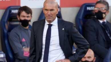 """أخبار ريال مدريد   زيدان يعترف بقلقه على اللاعبين من الجدول المزدحم.. """"هذا كثير"""""""