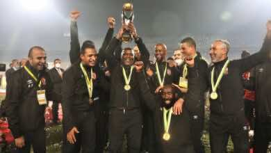 موسيماني: لاعبو الأهلي يكتبون تاريخ لأنفسهم وهدفنا السوبر الأفريقي