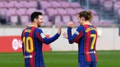 ميسي يجدد ولائه من جديد لبرشلونة - صور موقع Barcelona