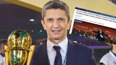 أخبار الهلال  بالصور.. الصحافة الرومانية: لوشيسكو لا يمكن إيقافه!