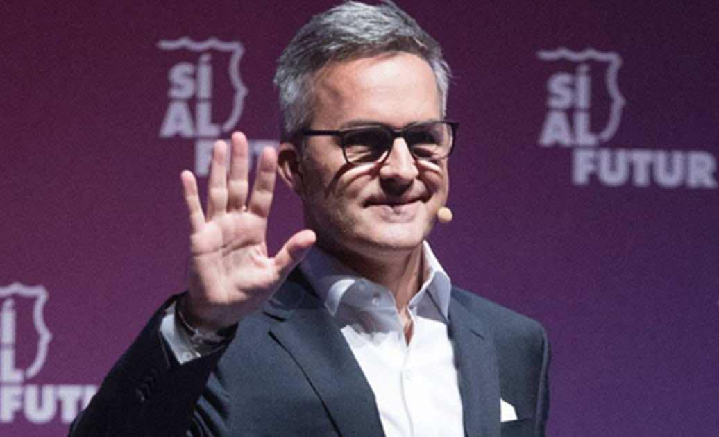 رئاسة برشلونة | فيكتور فونت: هذه أساسيات مشروعنا، وميسي شراكة استراتيجية لا غنى عنها