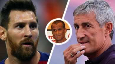أخبار برشلونة   النجم البرازيلي ريفالدو يكشف موقفه من تصريحات سيتين عن ميسي