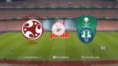 بث مباشر | مشاهدة مباراة الاهلي والفيصلي في الدوري السعودي