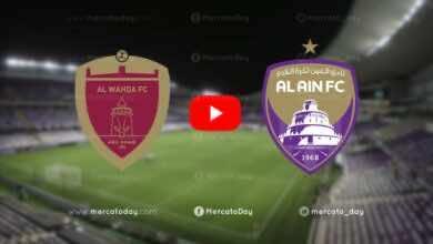 بث مباشر | مشاهدة مباراة العين والوحدة في الدوري الإماراتي