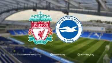 """بث مباشر شاهد مباراة ليفربول وبرايتون في الدوري الانجليزي اليوم """"يلا شوت"""""""