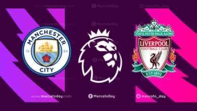 """بث مباشر   مشاهدة ليفربول ومانشستر سيتي في الدوري الإنجليزي """"كورة لايف"""""""