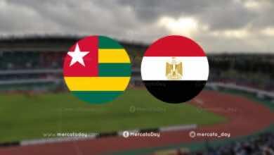 بث مباشر   شاهد مصر وتوجو في تصفيات أمم أفريقيا