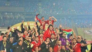 الأهلي المصري يسجل 28 لاعبًا في القائمتين المحلية والأفريقية