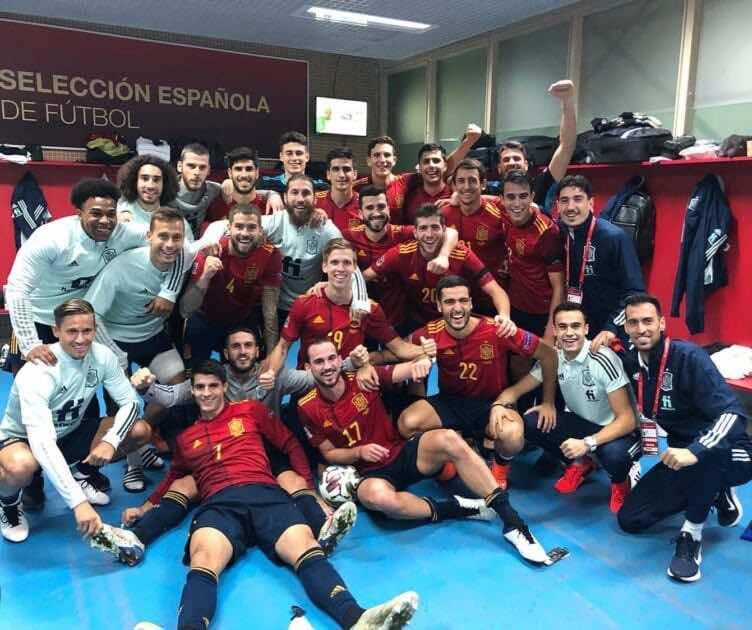 """صور مباراة اسبانيا والمانيا - ملخص مباراة اسبانيا والمانيا في دوري الأمم الأوروبية """"إنريكي يأخذ ثأر برشلونة"""""""