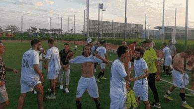 فريق دلفي السكندري يتأهل في 2020 إلى دوري الدرجة الثالثة المصري