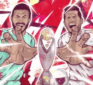 طارق حامد ومحمد الشناوي ، نهائي القرن بين الأهلي والزمالك في دوري أبطال أفريقيا 2020
