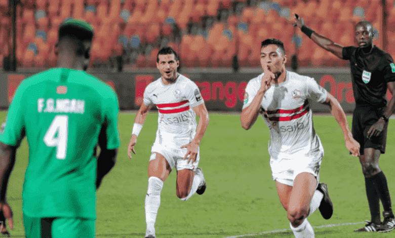 إنتكاسة الرجاء المغربي بدوري أبطال أفريقيا أمام الزمالك المصري 2020