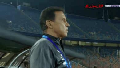 حسام البدري مدرب منتخب مصر Egypt