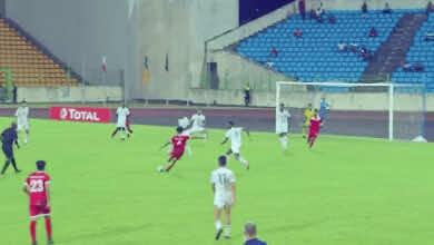 إيفان سلفادور يسجل هدف فوز غينيا الاستوائية على ليبيا في تصفيات أمم أفريقيا 2021 - Lybia