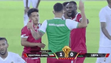 غينيا الاستوائية تهزم ليبيا في تصفيات أمم أفريقيا 2021 - CAF