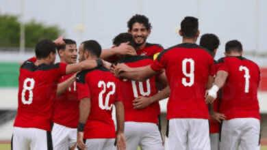 مصر تهزم توجو في تصفيات أمم أفريقيا 2021 - Egypt