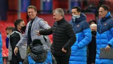 يوليان ناجلزمان يدخل حسابات مانشستر يونايتد لتدرب الفريق..