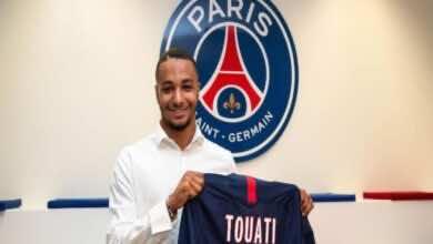 الإصابة تبعد لاعب باريس سان جيرمان حسين تواتي عن منتخب الجزائر للشباب