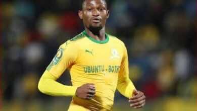 مقتل مدافع جنوب أفريقيا موتجيكا ماديشا في حادث سير في جوهانسبرج