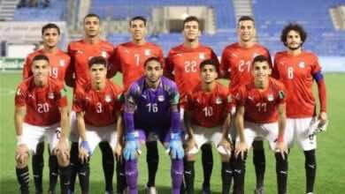 الاتحاد المصري لكرة القدم يعلن سلبية لاعبي منتخب مصر للشباب