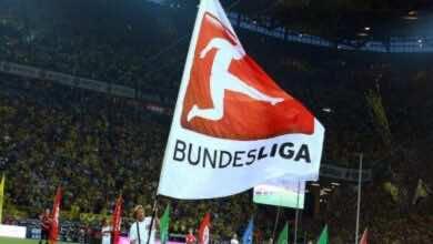 ألمانيا تتوقع انخفاض عائدات كرة القدم بنحو ملياري يورو بسبب كورونا