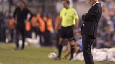 مدرب بيراميدز الأرجنتيني رودلفو أروابارينا يعترف انه يتحمل مسؤولية الخسارة من الاتحاد