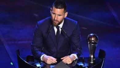 جوائز الأفضل: انحصار المنافسة على لقب أفضل لاعب بين ميسي ورونالدو وليفاندوفسكي