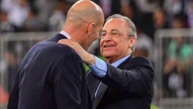 مقابلة الرئيس الأسبق لريال مدريد ينتقد سياسات بيريز وبقاء ميسي في برشلونة ويشيد باستعدادات قطر للمونديال - صور Afp