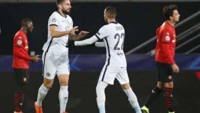 زياش لاعب تشيلسي يغيب عن مواجهة آرسنال وشكوك حول مشاركة تشيلويل وجيمس