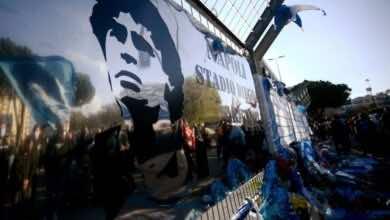 ملعب مارادونا: هكذا يبقى دييجو دائمًا معنا - صور Afp