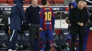 رونالد كومان يعترف أن الفوز فقط هو الذي يهم برشلونة بعد الأخفاق أمام يوفنتوس وقادش