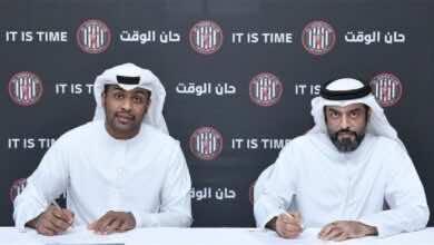 الجزيرة الإماراتي يمدد عقد حارسه على خصيف حتى 2023