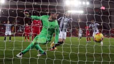 التعادل الصادم يحفز ليفربول لتقديم رد فعل في مواجهة نيوكاسل بالدوري الإنجليزي