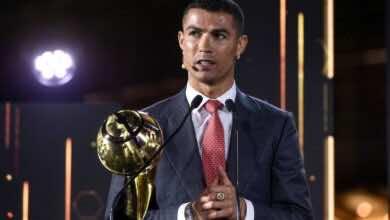 جوائز غلوب سوكر: ليفاندوفسكي الافضل في 2020 ورونالدو لاعب القرن