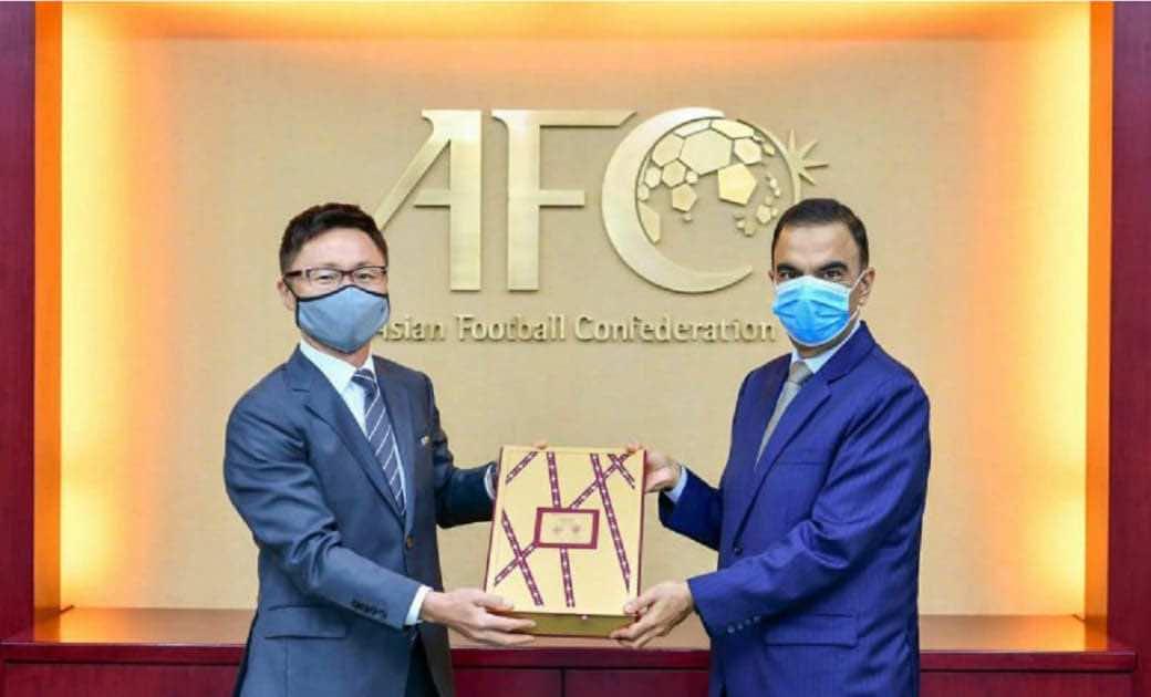 رئيس الاتحاد القطري: نتعهد بأن تكون كأس آسيا 2027 نسخة استثنائية تنظيميا ووفقا لأعلى المعايير العالمية