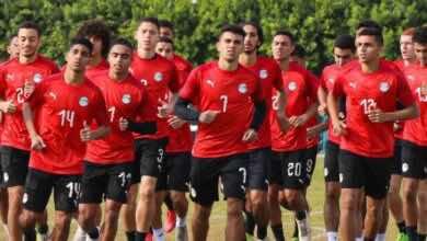 اتحاد الكرة المصري يبدأ إجراءات إعادة منتخب الشباب من تونس ويشكل لجنة تقصي حقائق